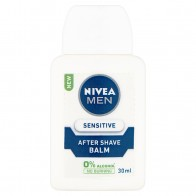 Nivea Men Sensitive Balzam po holení, 30 ml