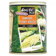 Exotic Food Authentic thai bambusové výhonky, 565 g