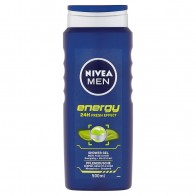 Nivea Men Energy Sprchový gél, 500 ml