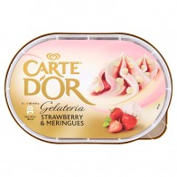 Carte d'Or Strawberry & Meringues, 900 ml