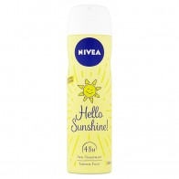 Nivea Hello Sunshine! Sprej antiperspirant, 150 ml