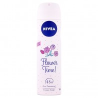 Nivea Flower Time! Sprej antiperspirant, 150 ml