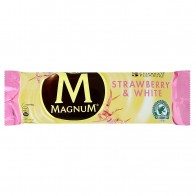 Magnum Strawberry White, 120 ml