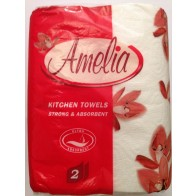Amelia kitchen towels, 2 kus
