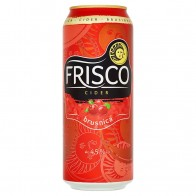 Frisco Cider brusnica, 500 ml