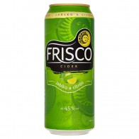 Frisco Cider jablko a citrón, 500 ml