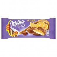 Milka Choco Jaffa Orange Jelly, 147 g