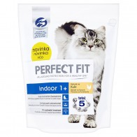 Perfect Fit Indoor 1+ bohaté na kuracie, 750 g