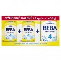 BEBA OPTIPRO® 4, 3 x, 600 g