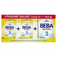 BEBA OPTIPRO® 3, 3 x, 600 g