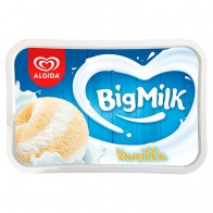 Algida Big Milk Vanilla, 1000 ml