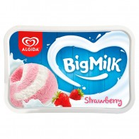 Algida Big Milk Strawberry, 1000 ml