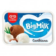 Algida Big Milk Trio Caribiana, 1000 ml