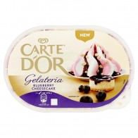Carte d'Or Gelateria Blueberry Cheesecake, 900 ml