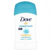 Dove Mineral Touch tuhý antiperspirant, 40ml