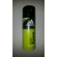 Adidas pure game deo body spray , 150 ml