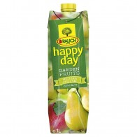 Rauch Happy Day Jablko hruška 100%, 1 L