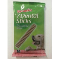Brunos 7 Dental Sticks, 180 g