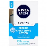 Nivea Men Sensitive Cooling Voda po holení, 100 ml