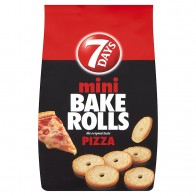 7 Days Bake Rolls mini pizza, 80 g