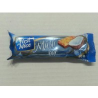 First Nice Müsli bar coconut and cocoa, 30g