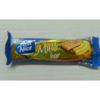 First Nice Müsli bar banana and cocoa , 30 g