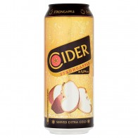 Cider Strongapple, 0.5 L