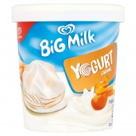Algida Big Milk Yougurt caramel, 450 ml