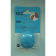 EOS lip balm blueberry açaí, 7 g