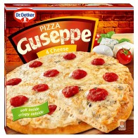 Dr. Oetker Pizza Guseppe 4 Cheese, 335g