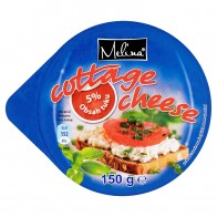 Melina Cottage cheese natur, 150g