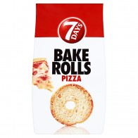 7 Days Bake Rolls pizza, 80 g
