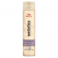 Wella Wellaflex 2nd Day Volume Extra Strong Hold lak na vlasy, 250 ml