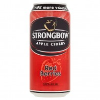Strongbow Apple Ciders Red Berries ochutený cider, 440 ml