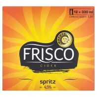 Frisco Cider Spritz 12 x, 330 ml