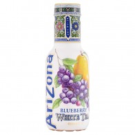 Arizona Blueberry White Tea nealkoholický ochutený nápoj, 450 ml