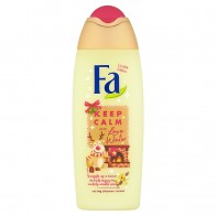 Fa sprchovací krém Keep Calm & Love Winter Vanilla, 250 ml
