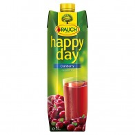Rauch Happy Day Brusnicový nápoj 1 l, 1 L