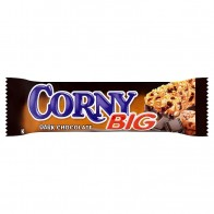 Corny Big Dark Chocolate, 50 g