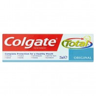 Colgate Total Original zubná pasta, 25 ml