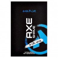 Axe Anarchy for him voda po holení, 100 ml