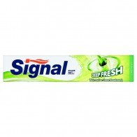 Signal Deep fresh lime mint zubná pasta s ústnou vodou active clean, 75 ml