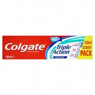 Colgate Triple Action Original Mint zubná pasta, 100 ml