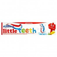 Aquafresh Little Teeth zubná pasta, 50 ml