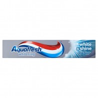 Aquafresh Whitening White & Shine zubná pasta, 100 ml