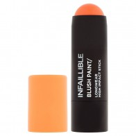 L'Oréal Paris Infaillible Blush Paint Tangerine Please tvárenka, 7 g