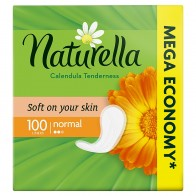 Naturella Normal Calendula Tenderness Intímky 100 ks., 100 kus