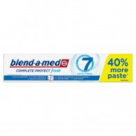 Blend-a-med Complete Protect 7 Extra Fresh Zubná Pasta 140ml, 140ml