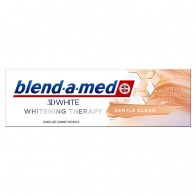 Blend-a-med 3DWhite Whitening Therapy Gentle Clean Zubná Pasta 75ml, 75 ml