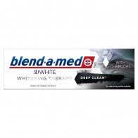 Blend-a-med 3DWhite Whitening Therapy Deep Clean Zubná Pasta 75ml, 75 ml